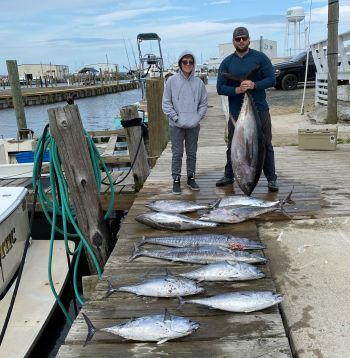 Fishin' Fannatic, Great Day Offshore