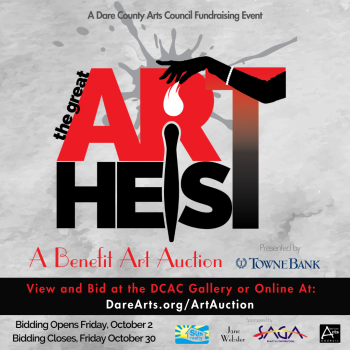 Dare County Arts Council, The Great Art Heist