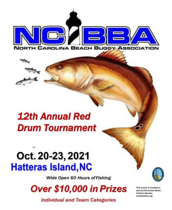OBX Events, NCBBA Red Drum Tournament