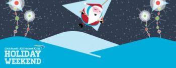 Kitty Hawk Kites, Hangin' with Santa