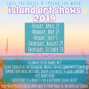 OBX Events, Island Art Show