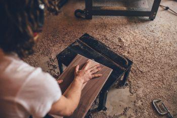 Pocosin Arts School of Fine Craft, Workshop: Cutting Boards