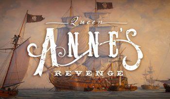 Roanoke Island Festival Park, Queen Anne's Revenge Exhibit