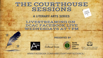 Dare County Arts Council, The Courthouse Sessions (Home Edition 2)