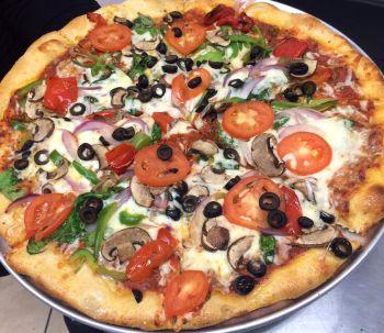Sorella's Pizza & Pasta, Garden