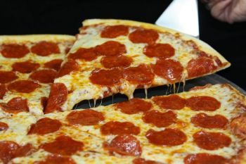 "Giant Slice Pizza, 12"" Gluten Free Pie"