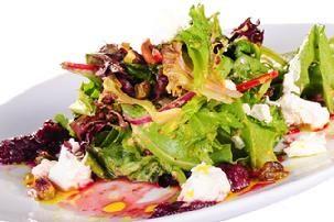 Ocean Boulevard Bistro & Martini Bar, Seven Lettuce Salad
