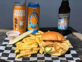 Jack Brown's Beer & Burger Joint, The Greg Brady