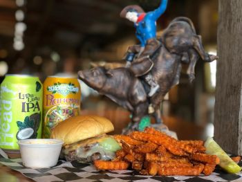 Jack Brown's Beer & Burger Joint, The Ponch