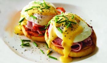 Argyle's Restaurant, Eggs Benedict
