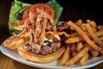Sundogs Raw Bar & Grill, Bacon Bleu