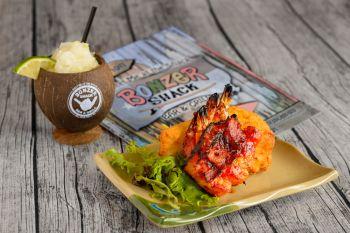 Bonzer Shack Bar & Grill, Bonzer Shrimp