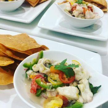 The Village Table & Tavern, Ceviche