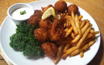 Mulligan's Grille, Coconut Shrimp