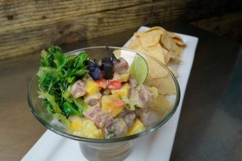 North Banks Restaurant & Lounge, Ceviche