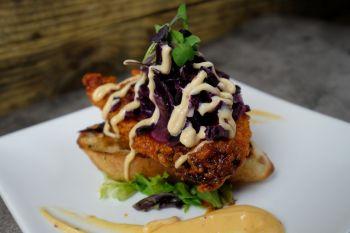 North Banks Restaurant, Carolina Hot Chicken