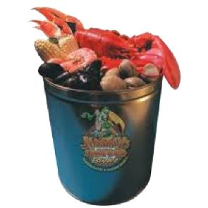 Jimmy's Seafood Buffet, Create Your Own Bucket