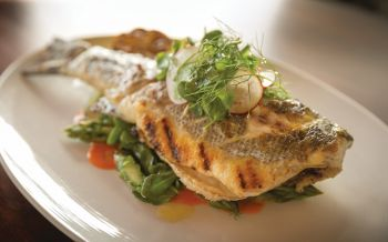 THE BLUE POINT Restaurant in Duck, NC, Fresh Seafood Dishes