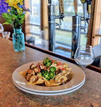 Good Winds Restaurant, Seafood Nachos