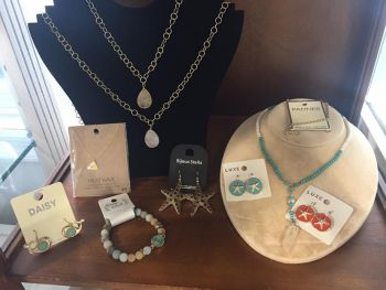 TW's Bait & Tackle, Jewelry