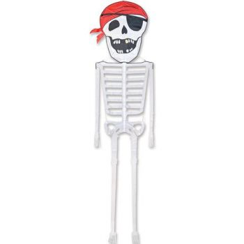 Kitty Hawk Kites, 13 Foot Pirate Skeleton Kite