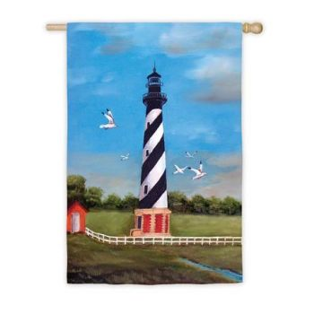 Kitty Hawk Kites, Cape Hatteras Lighthouse House Flag