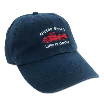 Kitty Hawk Kites, Chill Cap Outer Banks Truck