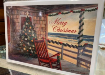 Absolutely Outer Banks, Merry Christmas Outer Banks Cards