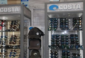 Oceans East Bait & Tackle Nags Head, Costa Sunglasses