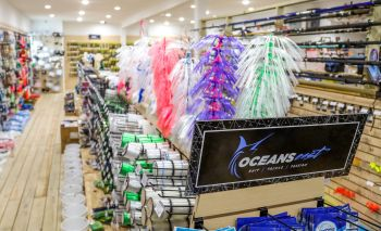 Oceans East Bait & Tackle Nags Head, Custom Sea Witches