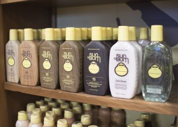 Secret Spot Surf Shop, Sun Bum Sunscreen