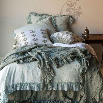 Nest, Bella Notte Bed Linens