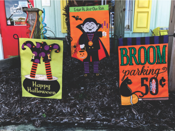 Islander Flags, Great Halloween Garden Flags