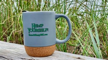 House of Hemp OBX, Cork Bottom Mug