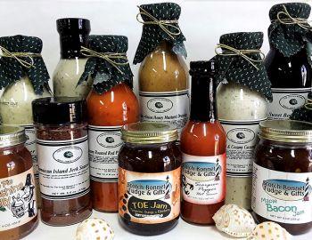 Scotch Bonnet Fudge & Gifts, Homemade Jams & Dressings