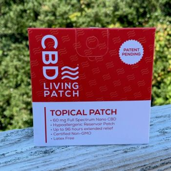 House of Hemp OBX, CBD Topical Patch