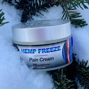 House of Hemp OBX, Hemp Pain Cream