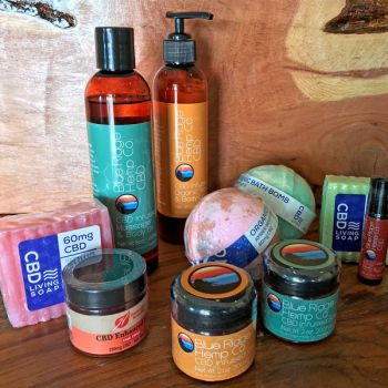 House of Hemp OBX, CBD Infused Body Care Products