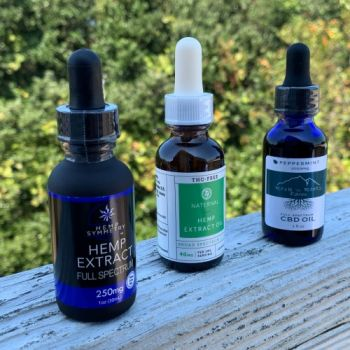 House of Hemp OBX, CBD Oil Tinctures