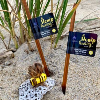 House of Hemp OBX, Hemp Honey Stick