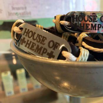 House of Hemp OBX, 100% Hemp Jewelry