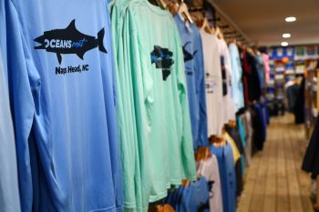 Oceans East Bait & Tackle Nags Head, Oceans East Apparel