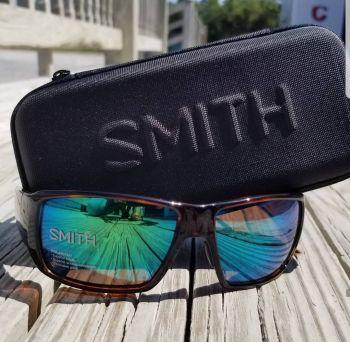 Oceans East Bait & Tackle Nags Head, Smith Sunglasses
