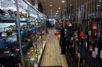 Oceans East Bait & Tackle Nags Head, Rods & Reels
