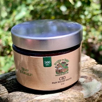 House of Hemp OBX, CBD Pain Relief Salves