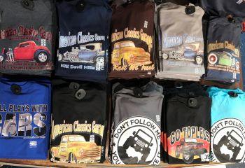 Gift Garden & American Classics Garage, American Classics Garage T-Shirts