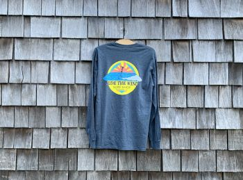 Ride The Wind Surf Shop, Ride the Wind: Long-Sleeve T-Shirts