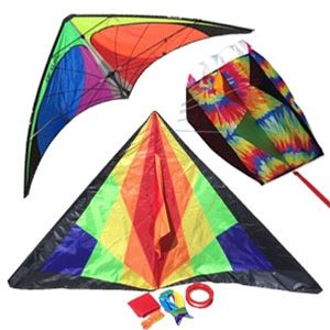 "Kitty Hawk Kites, KHK ""Best Sellers"" Kite Package"