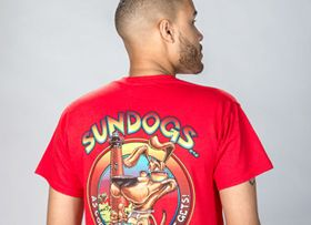 Sundogs Raw Bar and Grill, Men's Tees