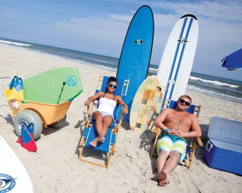 Ocean Atlantic Rentals, Beach & Water Gear